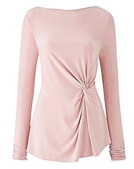 Joanna Hope Knot Detail Top