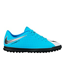 Nike Hypervenom Lace Turf Shoes