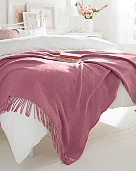 Soft Touch Woven Blanket