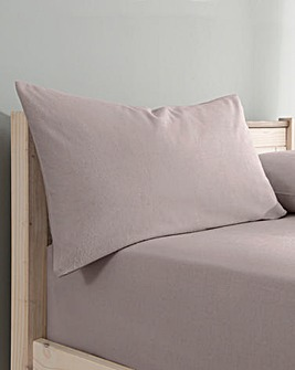 Supersoft Flannelette Pillowcases