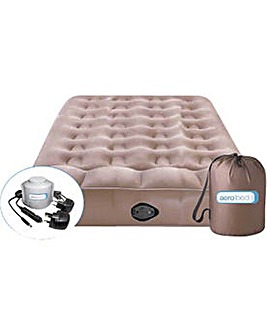 AeroBed Active Single Camping Air Bed