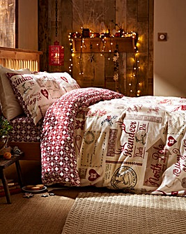 North Pole Christmas Bedding Bundle