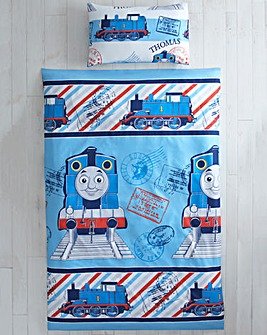Thomas Adventure Rotary Duvet Cover Set