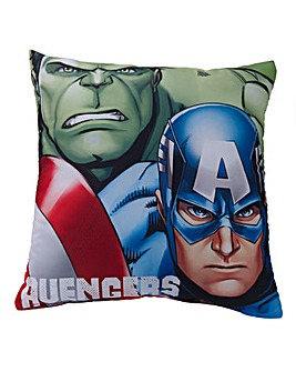 Marvel Avengers Shield Cushion