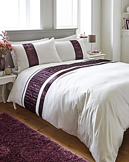 Alice Embellished Duvet Cover Set