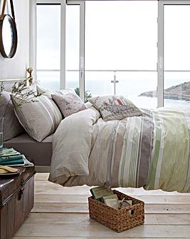 Falmouth Stripe Duvet Cover Set