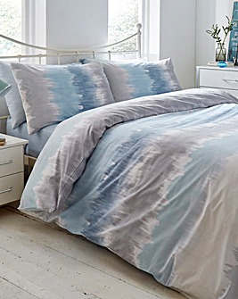 Isla Printed Duvet Cover Set