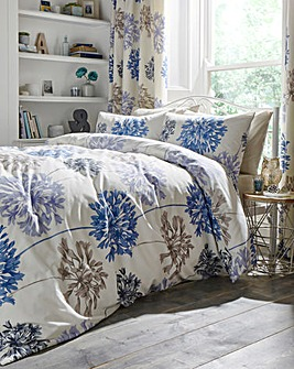 Millie Printed Floral Duvet Cover Set