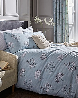 Tiffany Printed Floral Duvet Cover Set