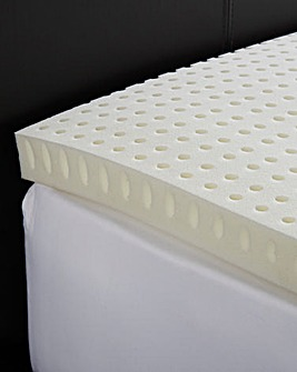 Sleep Better Memory Foam Mattress Topper