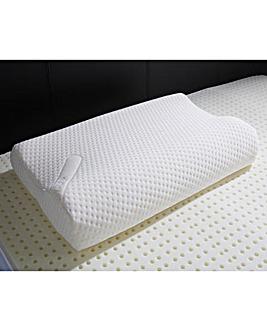 Coolmax Memory Foam Contour Pillow