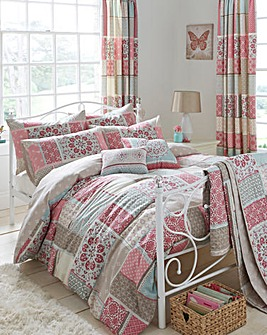 Shantar Printed Duvet Cover Set