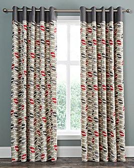 Copeland Eyelet Lined Curtains