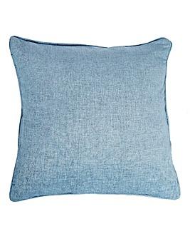 Sara Luxury Chenille Filled Cushion Pair