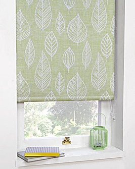 Vermont Printed Blackout Roller Blinds