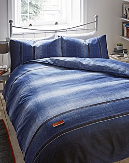 Denim Duvet Cover Set