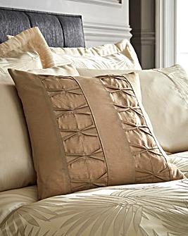 Lyra Jacquard Filled Square Cushion