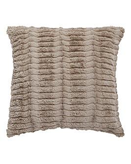 Faux fur Filled Cushion 40x40cm