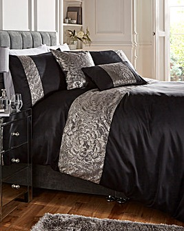 Cleo Sequin Duvet Set
