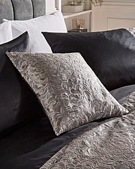 Cleo Sequin Filled Square Cushion
