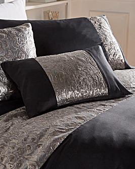Cleo Sequin Filled Boudoir Cushion
