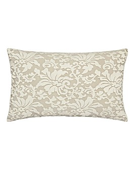 Lacey Filled Boudoir Cushion