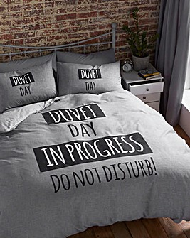 Duvet Day Duvet Cover Set