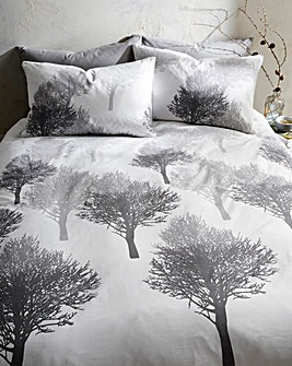 Woodland Cotton Duvet Cover set
