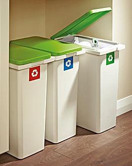 Slim Recycling Box