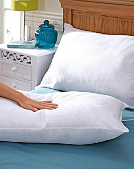 Silent Night Ultra Bounce Pillow Pair