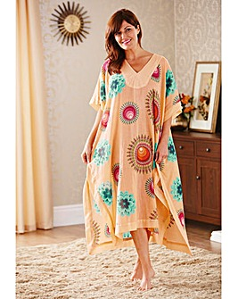 100% Cotton Kaftan