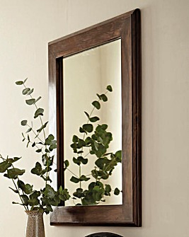 Sheesham Mirror