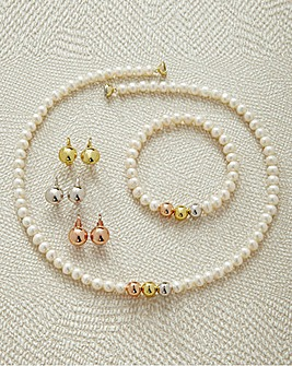 Pearl and Trio Set