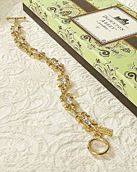 Gold Crystal Belle Epoch Bracelet