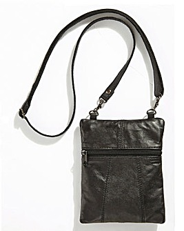 Leather Organiser Bag
