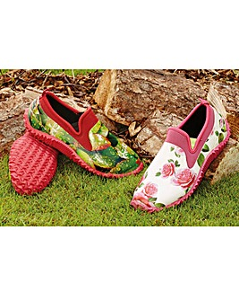 Neoprene Lined Garden Shoes