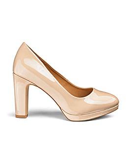 Sole Diva Abigail Court Shoes E Fit