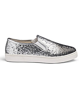 Alison Slip On Pumps E Fit