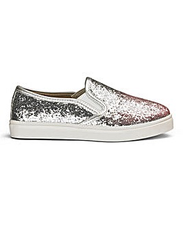 Alison Slip On Pumps EEE Fit