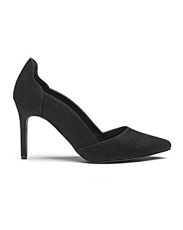 Sole Diva Grace Court Shoe EEE Fit