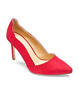 Sole Diva Grace Court Shoe E Fit
