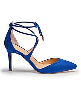 Sole Diva Ankle Tie Sandal E Fit