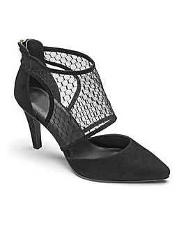 Sole Diva Missy Shoe Boots EEE Fit