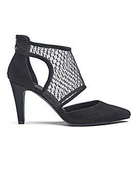 Missy Shoe Boots E Fit