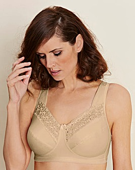 Miss Mary Non Wired Firm Support Bra
