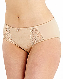 Ruby Midi Natural Briefs