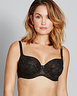 Panache Tango II Black Balcony Bra