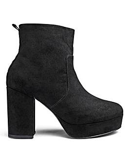 Sole Diva Keira Platform Boot E Fit