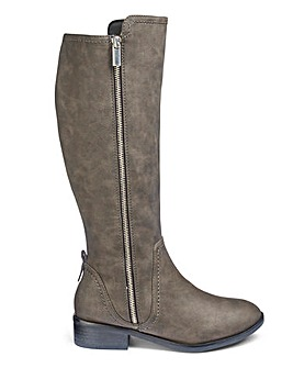 Sole Diva Sasha Boots Super Curvy E Fit