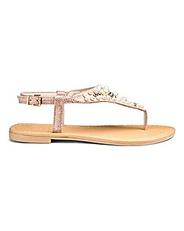 Gina Pearl Sandal EEE Fit